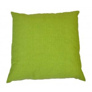 Polštář 50x50 na paletové sezení - látka světle zelený melír
