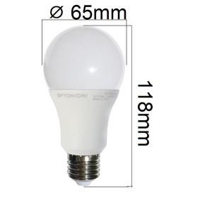 Akce: LED  žárovka E27 15W 1200lm teplá 3+1