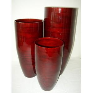 Bambusová váza