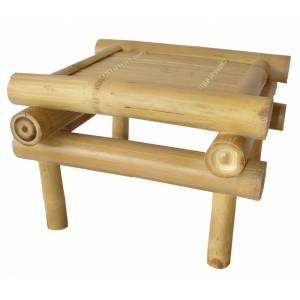 Bambusová stolička