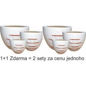 Keramický obal vzor 1885 1+1 zdarma - 2 sety