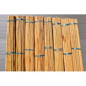 Bambusová tyč průměr 3-4 cm, délka 4 m, II. jakost