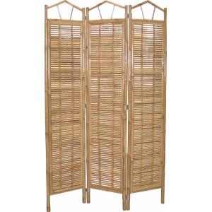 Bambusový paravan Axin natural