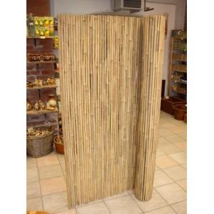 Bambusový plot 180x200 cm