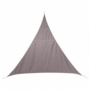 Stínící plachta trojúhelník 3m - capucino