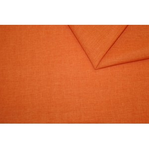 Látka Uni Living oranžový melír