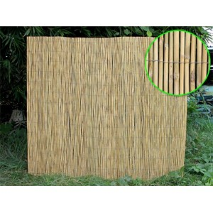 Bambusová rohož plotová 100x480 cm - vzhledové vady