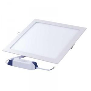 LED panel 220×220, vestavný bílý, 18W neutrální bílá