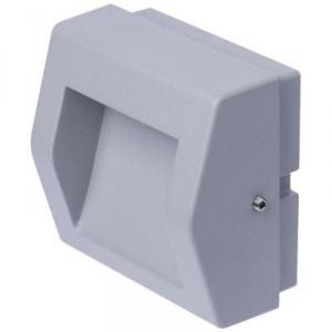 LED orientační přisazené svítidlo, obd. 4W teplá bílá IP54