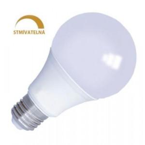 LED žárovka 8W 13xSMD2835 E27 720lm studená STMÍVATELNÁ