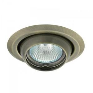Kanlux 00336 ARGUS CT-2117-BR/M - Podhledové bodové svítidlo