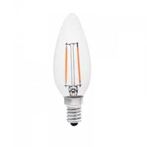 Kanlux 22466 ZIPI FILLED 2W E14-WW   Světelný zdroj LED (nahrazuje kód  22462)