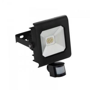 Kanlux 25701 ANTRA LED10W-NW-SE B   Reflektor LED SMD s čidlem