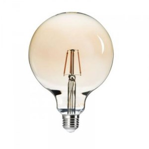 Kanlux 26042 G125 FILLED 6W E27-WW   Světelný zdroj LED