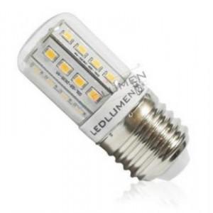 LED žárovka 3W 10xSMD2835 E27 340lm TEPLÁ