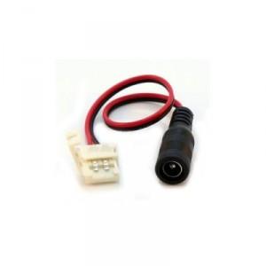 Konektor napájecí pro LED pásky 2,1/5,5 pásek 8mm