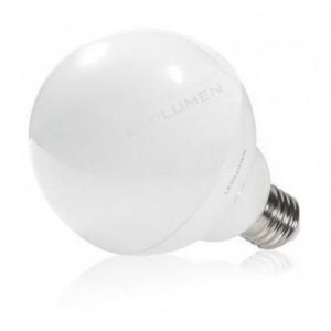 LED žárovka 15W 40xSMD5730 E27 G120 1500lm CCD STUDENÁ