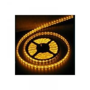 LED pásek ŽLUTÝ 1m 60ks/m 3528 4.8W/m