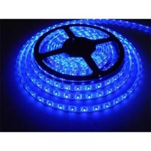 LED pásek MODRÝ 60xSMD3528 4.8W/m, cena za 1cm