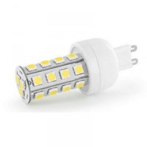 LED žárovka 3,3W 27xSMD5050 G9 300lm STUDENÁ
