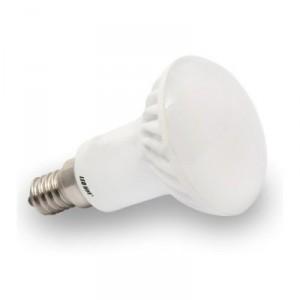 LED žárovka 4W 12xSMD2835 E14 360lm TEPLÁ BÍLÁ
