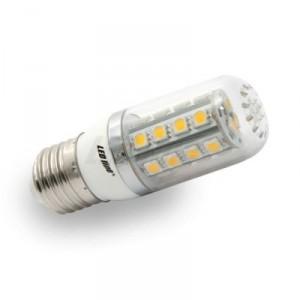 LED žárovka 5W E27 27xSMD5050 450LM TEPLÁ