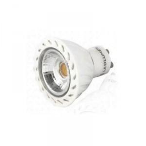 LED žárovka 7,5W COB GU10 760lm CCD STUDENÁ