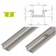Hliníkový profil LUMINES Z zápustný 1m pro LED pásky, stříbrný