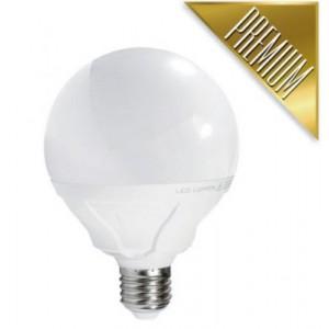 LED žárovka 15W 24xSMD2835 E27 1650lm CCD TEPLÁ BÍLÁ