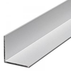 Hliníkový profil LUMINES L 15x15 90° 1m pro LED pásky, hliník