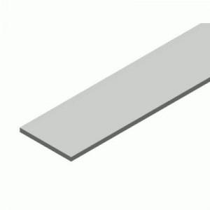 Hliníkový profil LUMINES P 15x2 1m pro LED pásky, hliník