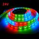 LED pásek 24V 1m RGB 60LED/m 14,4W/m