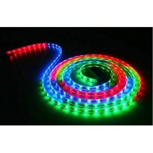 LED pásek RGB 30LED/m 7.2W/m role 5m voděodolný IP65