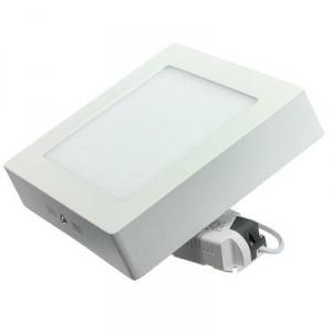 LED panel přisazený 24W 300x300mm CCD STUDENÁ BÍLÁ