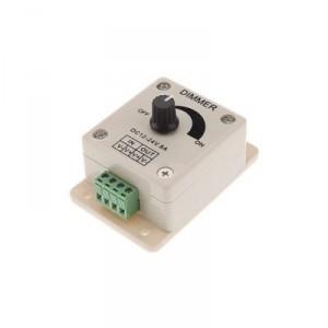 Stmívač pro LED pásky a žárovky 96W, 8A
