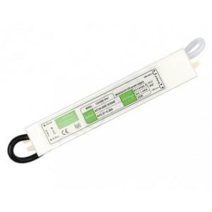Napájecí zdroj 20W 1,66A 12V DC IP67 voděodolný
