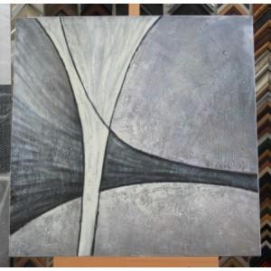 Obraz holubí křídla 75x75 cm