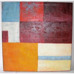 Obraz kompozice IV 75x75 cm