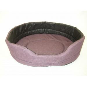 Pelech fialový velikost 48x34x13 cm